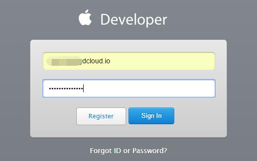 iOS证书和描述文件